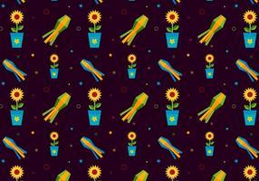 Gratis Vector Festa Junina Pattern