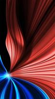 abstrakte gewellte Steaks im Bewegungshintergrund vektor