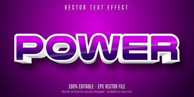 spel stil redigerbar text effekt