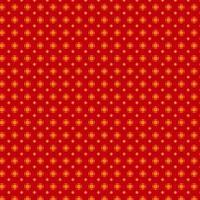 rotes und orange Muster