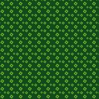 lindgrünes Kreismuster vektor
