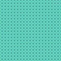 blaugrünes Kreismuster vektor