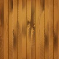 braune Holzbretter vektor