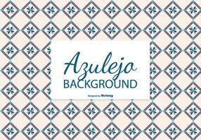 Creamy Azulejo Tile Bakgrund
