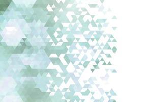 niedriger poly abstrakter Designhintergrund