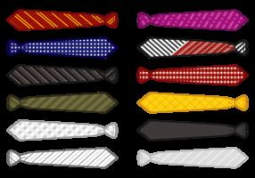 Cravat Vektor Symbole