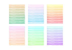 Vector målade akvarellbakgrund