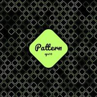 abstrakt grön geometrisk fyrkantig bakgrund