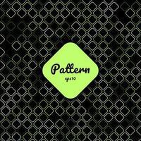abstrakter grüner geometrischer quadratischer Hintergrund