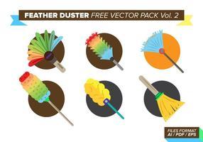 Feder Staubtuch kostenlos Vektor Pack Vol. 2