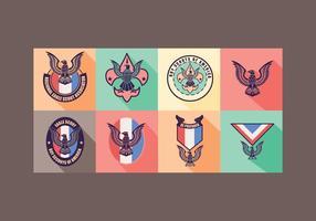 Eagle Scout Vektor