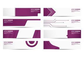 Qatar web banner vektor