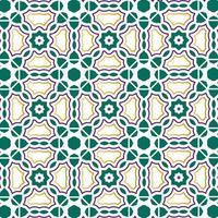 islamisches oder skandinavisches Designmuster