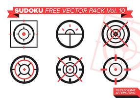 Laser-Tag kostenlosen Vektor-Pack vektor