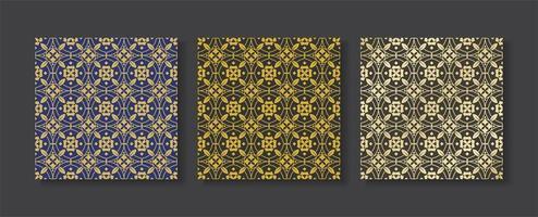 Luxus nahtlose Muster