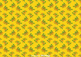 Argan Nahtlose Muster Hintergrund
