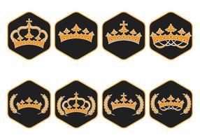 drottning Elizabeth vektor