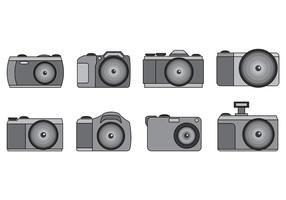 Set av Camara Vector