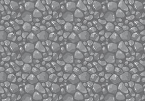 Freie Steinmauer Vektor Grafik 3