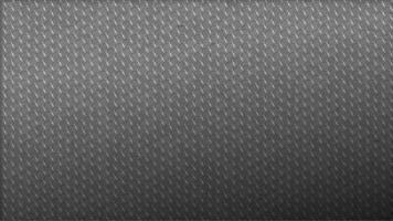 Sechseck mit rostfreiem Hintergrund