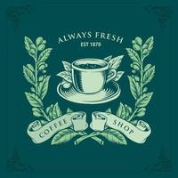 alltid färskt kaffe