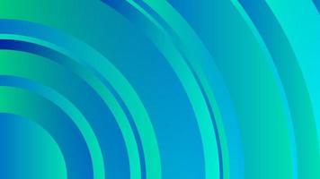 abstrakt modern cirkelgradientbakgrund vektor