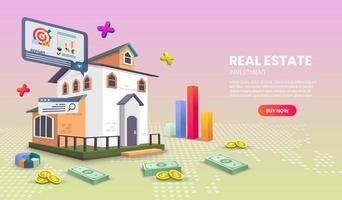 fastighetslandningssida