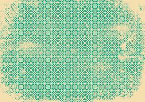Retro Grunge Muster Hintergrund vektor