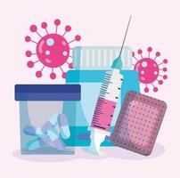 medicinska tillförselelement