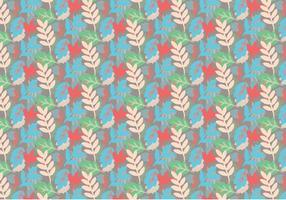Pflanze Vektor Muster