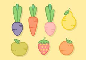 Free Fresh Food Vektor