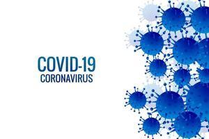 Vorlage für Virusinfektionen vektor