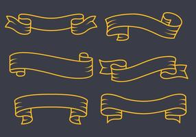 Free Ribbon Sash Vektor