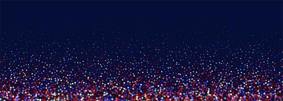 abstrakt färgglada glitter lila banner bakgrund