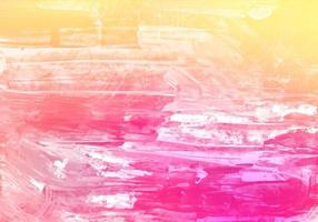 abstrakte gelbe rosa bunte Aquarellbeschaffenheit