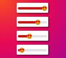 Liebe Emoji Slider Box Set