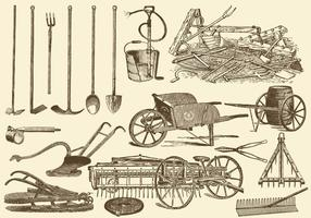 Jordbruksverktyg