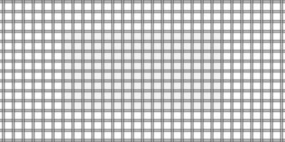 nahtloses Muster aus schwarz-weißem Tartan-Plaid vektor