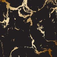 Gold Marmor Textur Hintergrund vektor