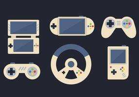 Kostenlose Videospiel Vektor