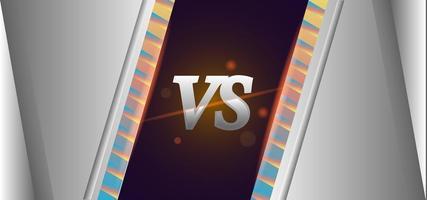 Design-Bildschirmanzeige versus Hintergrundvorlage vektor