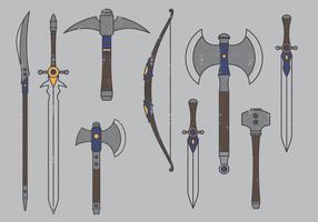 Mittelalterliche Waffen