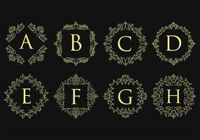 Monogram logotyper