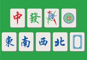 Mahjong vektor
