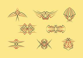 Pinstripes grafiska