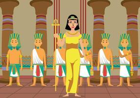 Kostenlose Kleopatra Illustration