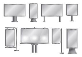 Free Horten Icons Vektor