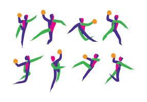 Handball Icon Vektor
