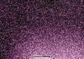 Elegant Lila Magic Staub Hintergrund - Vector Glowing Pixie Staub