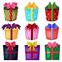 Feiertags-Weihnachtsgeschenk-Box-Set